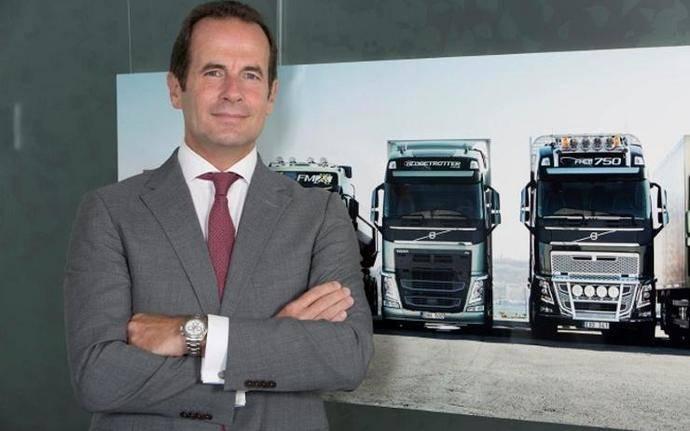 Volvo Trucks anuncia nuevo Comité de Dirección