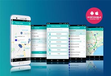 Sagalés estrena nueva aplicación para móvil con más funcionalidades