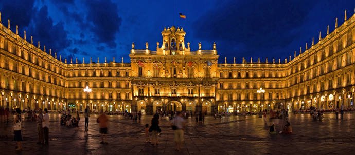 Aumentan un 8,9% los viajeros del autobús urbano en Salamanca