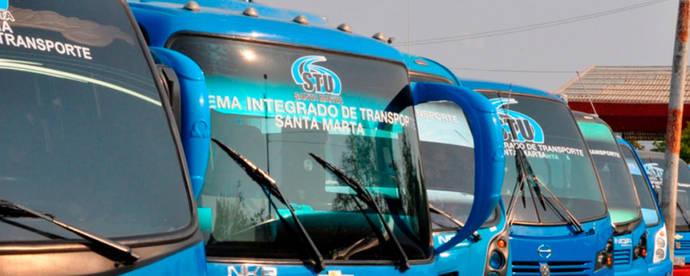 Busmatick trabajará en la ciudad colombiana de Santa Marta