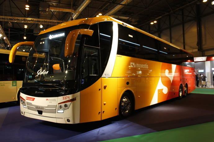 Grupo Castrosua ha entregado recientemente una carrocería Stellae a Sarfa de Grupo Moventis
