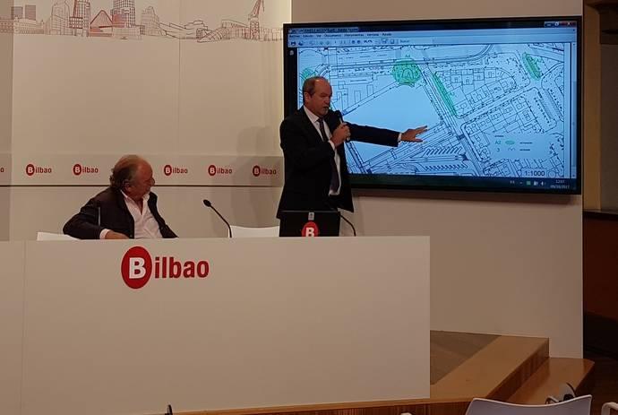 Bilbao comienza las obras de su nueva estación intermodal de Garellano