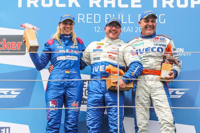 El Bullen de Iveco Magirus domina en el Gran Premio de Austria