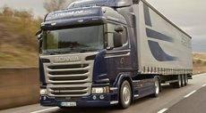 La tecnología Ecolution de Scania permite ahorrar entre un 10% y un 15% de combustible.