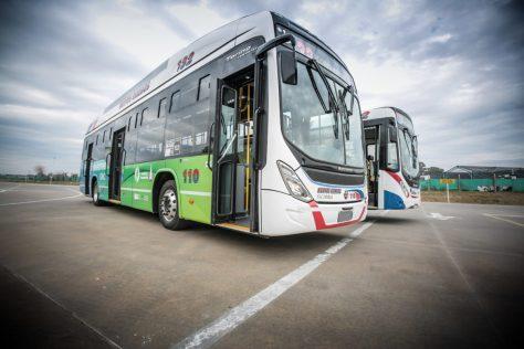 'Gran responsabilidad de la ubicación de Busworld' por Scania