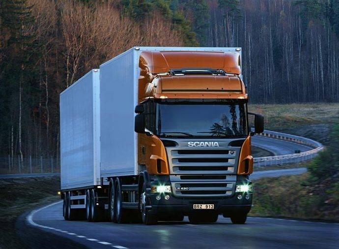 Scania celebra sus 125 años de innovación y progreso