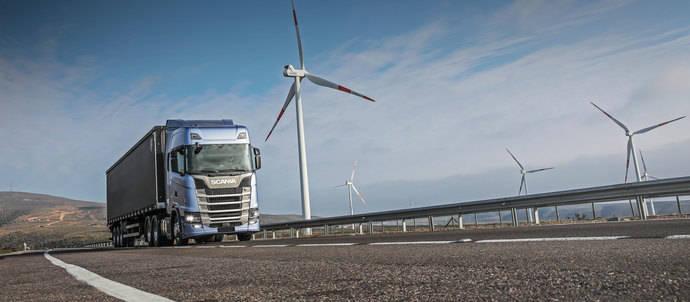 Las 10 mayores plantas productivas de Scania, con energía renovable