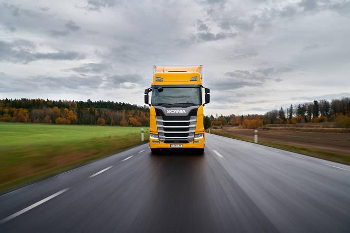 Scania 540S, vencedor absoluto en Europa