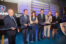 Scania Hispania inaugura un nuevo concesionario en Las Palmas