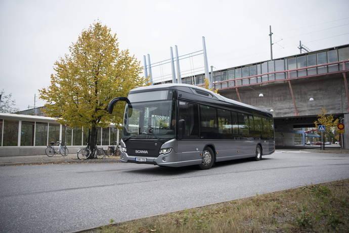 Scania, más de 500 unidades matriculadas