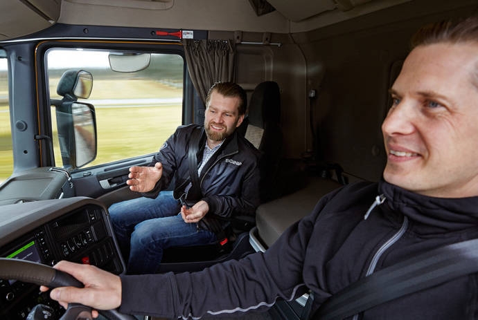 Scania Ecolution es una gran solución eficiente