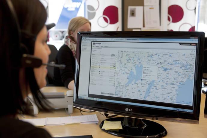 Scania Optimise, conectividad que ayuda al conductor a mejorar la rentabilidad