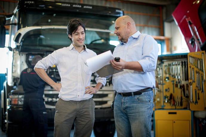 Scania aumenta la importancia del cliente en su sistema de ventas