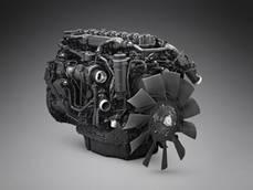 El nuevo motor de Scania.
