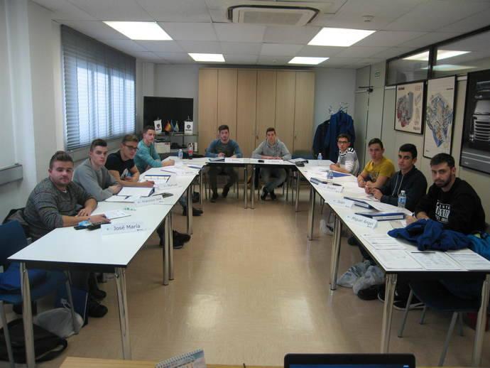 Scania y EFA Moratalaz formarán a mecánicos