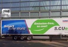 Schmitz Cargobull, premio 'Trailer Innovation 2021' en 'Medio ambiente'