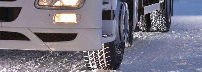 Los neumáticos de invierno son muy poco utilizados en España