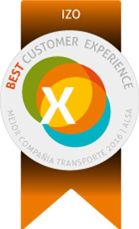 "Alsa recibe el sello ""Best Customer Experience"""