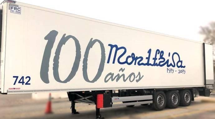Montfrisa confía por primera vez en Schmitz Cargobull