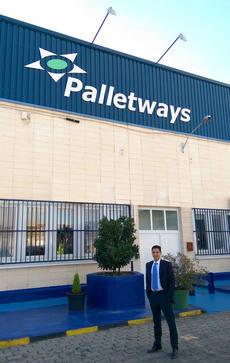 Sergio de la Cruz, nuevo Director Financiero de Palletways Iberia