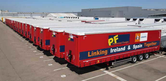 ABC Logistic se expande con 20 lonas Lecitrailer