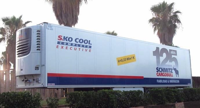 Schmitz Cargobull presenta las particularidades y especificaciones de los nuevos paquetes Executive