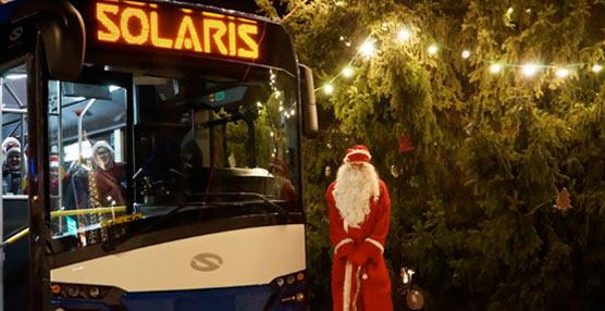 Cuatro autobuses eléctricos de Solaris circularán por Finlandia