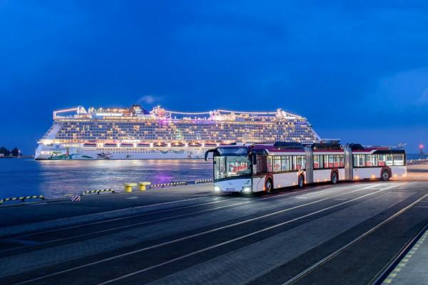 Busworld espera tres autobuses Solaris sin emisiones