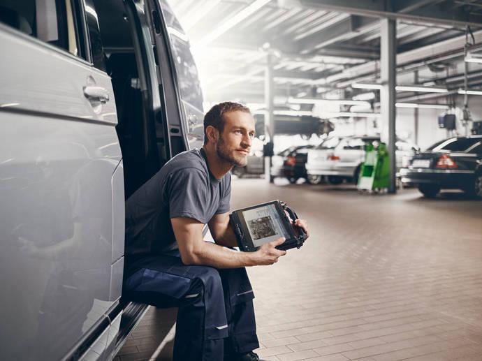Bosch, campaña con su software de taller ESI[tronic] como protagonista