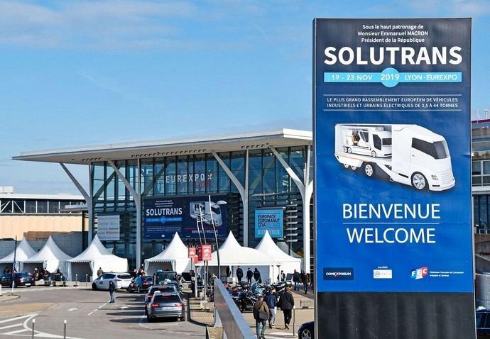 Solutrans 2021: transición energética e innovación para transporte responsable