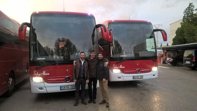 Dos Tourismo para Autocares Soto y Alonso de Burgos
