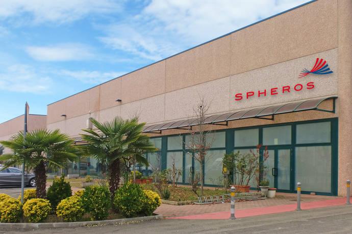 Apertura de la nueva filial Spheros en Italia, eje para el sur de Europa