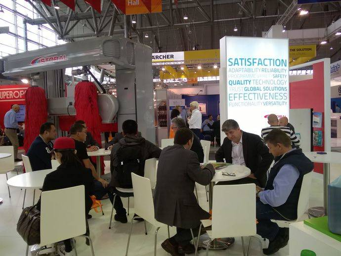 Istobal expone las claves del éxito del sector del autolavado en Uniti Expo