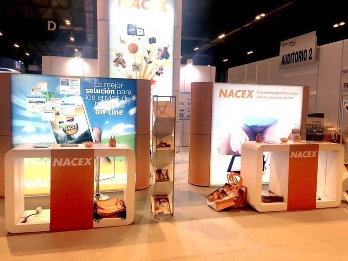 Nacex presenta sus soluciones para e-commerce en eShow Madrid
