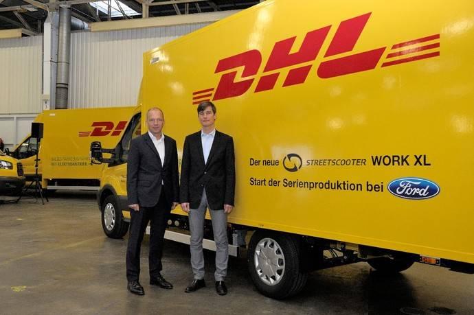 Ford inicia la producción del Deutsche Post StreetScooter Work