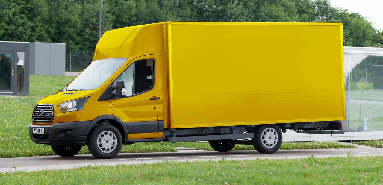 Deutsche Post y Ford fabricarán una furgoneta eléctrica