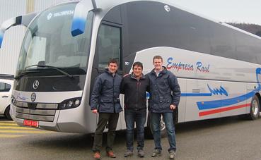 Empresa Raúl opta por el SC7 de Sunsundegui