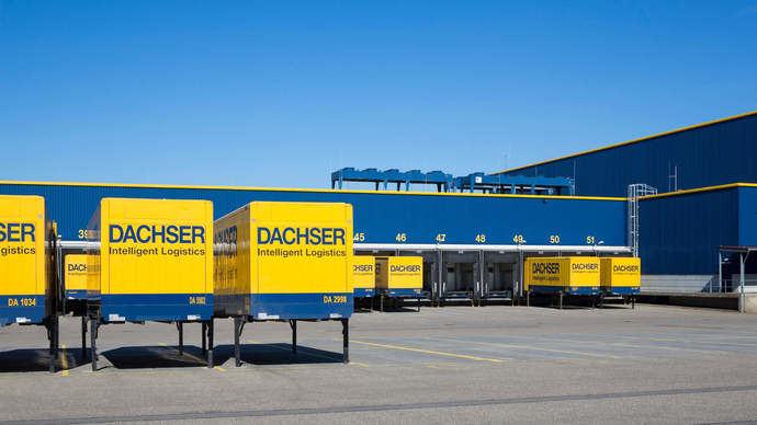 Dachser celebra los 50 años de la caja móvil intercambiable