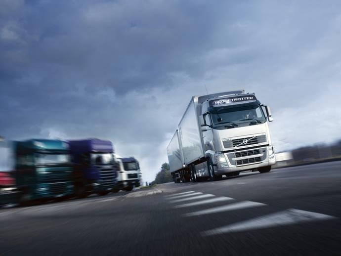 El Volvo FH cumple 25 años con nuevos avances