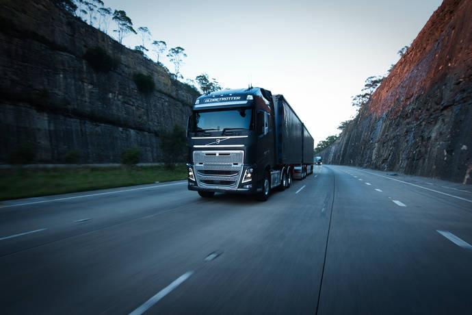 Volvo presenta novedades de transporte especial en la asamblea de Astrae