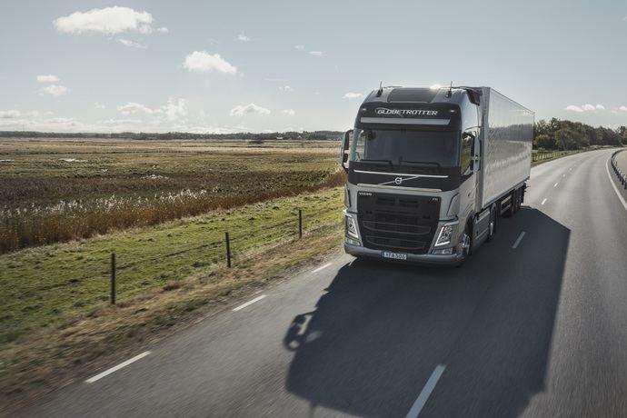 Volvo Trucks ahorra combustible gracias a nuevos avances