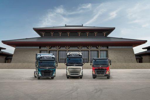 Volvo Trucks adquiere una operación de fabricación de camiones pesados en China