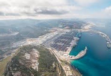 Se lleva a cabo la inauguración del puerto de Tánger MED