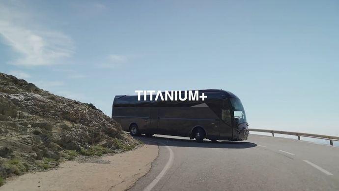 Lanzamiento del Nogebus Titanium Plus Premiere