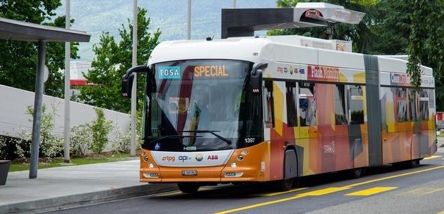 ABB instalará su tecnología de carga ultrarrápida en Ginebra