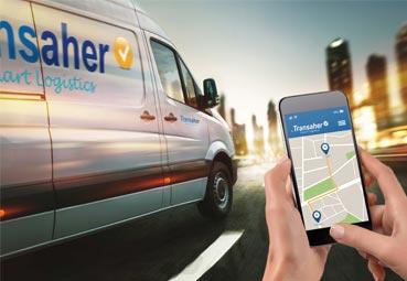 Transaher apuesta por tecnología de entrega predictiva