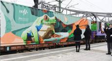 El Tren de Noé llega a España en septiembre