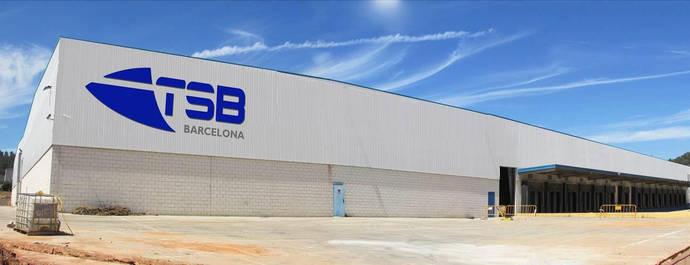 TSB prepara en Barcelona un centro de Cross-Docking de 20.000 M2