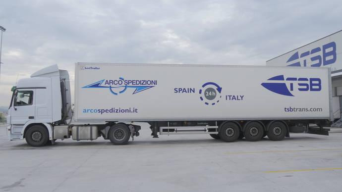 TSB-Transabadell consolida su presencia en el mercado italiano