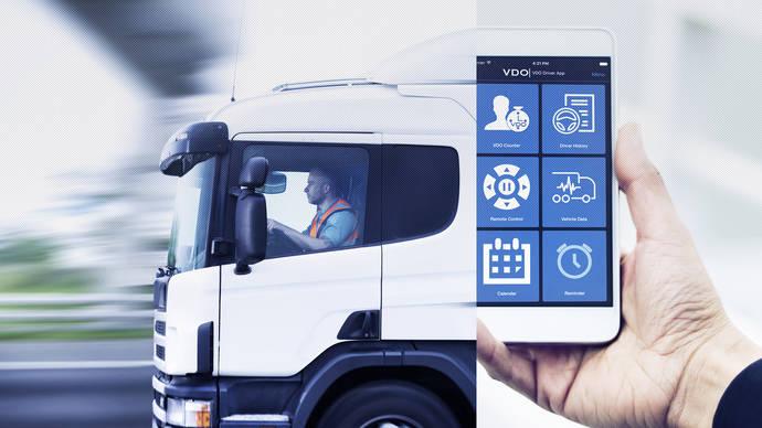 Promoción DTCO+ de VDO, tecnología Smartlink gratis